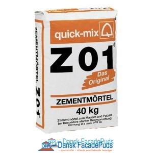 Z01 Cementmørtel