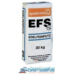 EFS – Mineralsk ædelpuds – hvid