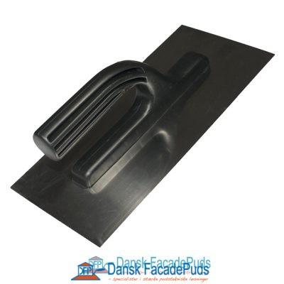 Glittebræt plastikhåndtag 125×270 mm